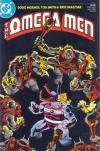 Omega Men #22 comic books for sale