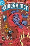 Omega Men #24 comic books for sale