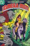 Omega Men #25 comic books for sale