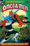 Omega Men #4 comic books for sale