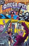 Omega Men #8 comic books for sale
