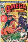 Omega the Unknown # comic book complete sets Omega the Unknown # comic books