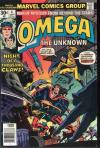 Omega the Unknown #4 comic books for sale
