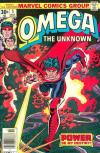 Omega the Unknown #5 comic books for sale