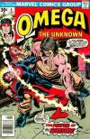 Omega the Unknown #6 comic books for sale