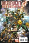 Onslaught Reborn #4 comic books for sale