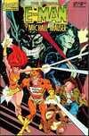 Original E-Man and Michael Mauser #7 comic books for sale
