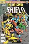 Original Shield Comic Books. Original Shield Comics.