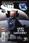 Original Sin #0 comic books for sale