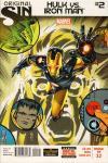 Original Sin #3 comic books for sale