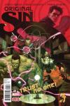 Original Sin #4 comic books for sale