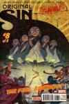 Original Sin #8 comic books for sale