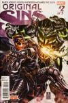 Original Sins #2 comic books for sale
