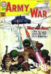 Our Army at War #106 comic books for sale