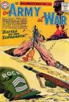 Our Army at War #128 comic books for sale