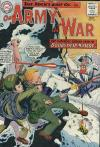 Our Army at War #154 comic books for sale