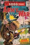 Our Army at War #49 Comic Books - Covers, Scans, Photos  in Our Army at War Comic Books - Covers, Scans, Gallery