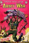 Our Army at War comic books