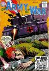 Our Army at War #89 comic books for sale