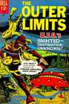 Outer Limits #9 comic books for sale