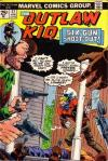 Outlaw Kid #22 comic books for sale
