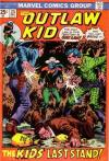 Outlaw Kid #25 comic books for sale