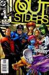 Outsiders Comic Books. Outsiders Comics.