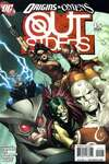 Outsiders Comic Books. Outsiders Comics.