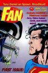 Overstreet's Fan Fare comic books
