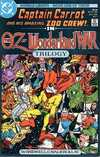 Oz-Wonderland Wars comic books