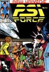 PSI-Force #12 comic books for sale