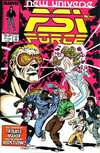 PSI-Force #17 comic books for sale