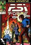 PSI-Force #7 comic books for sale