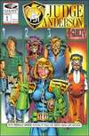 PSI-Judge Anderson Comic Books. PSI-Judge Anderson Comics.