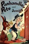 Panhandle Pete and Jennifer Comic Books. Panhandle Pete and Jennifer Comics.