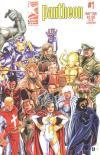Pantheon Comic Books. Pantheon Comics.