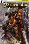 Pathfinder: Origins comic books