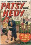 Patsy & Hedy Comic Books. Patsy & Hedy Comics.