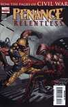 Penance: Relentless #3 comic books for sale