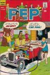 Pep Comics #222 comic books for sale