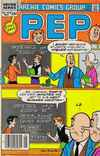 Pep Comics #406 comic books for sale