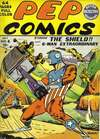Pep Comics Comic Books. Pep Comics Comics.