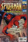 Peter Parker: Spider-Man comic books