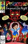 Pinocchio and the Emperor of the Night Comic Books. Pinocchio and the Emperor of the Night Comics.