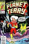 Planet Terry Comic Books. Planet Terry Comics.