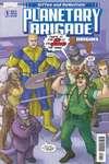 Planetary Brigade: Origins Comic Books. Planetary Brigade: Origins Comics.