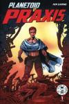 Planetoid Praxis comic books