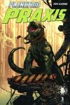Planetoid Praxis #3 comic books for sale