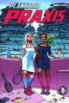 Planetoid Praxis #4 comic books for sale