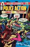 Police Action #3 comic books for sale